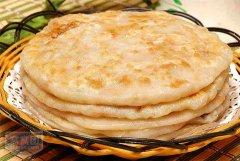 内蒙古科尔沁特色美食 蒙古馅饼